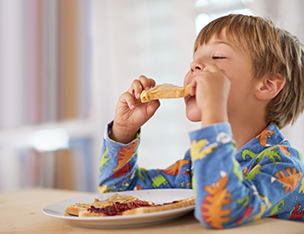 Can food casue bedwetting